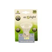 Ecolight 5w Led Gu10 5000k Dimmable Bulb (EC79249)